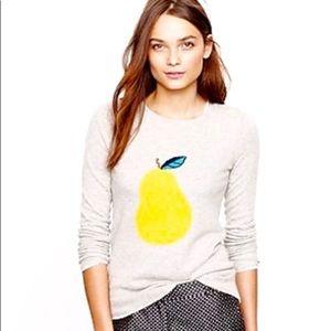 J.Crew sweater 🍐